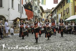 SFILATA STORICA DI SPILIMBERGO 2019  Prima parte
