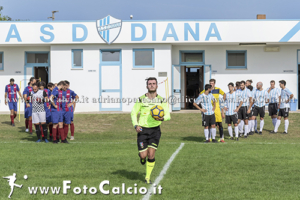 DIANA – UNION MARTIGNACCO   coppa it. del 20-09-2020